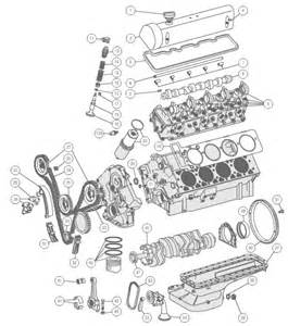 1983 diagram engine mercedes sl