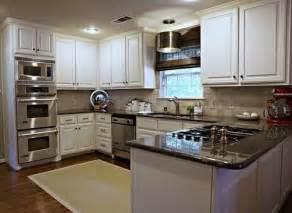refinish wooden dining chairs pink finish elegant u shaped kitchen apartmentjpg elegant u shaped kitchen