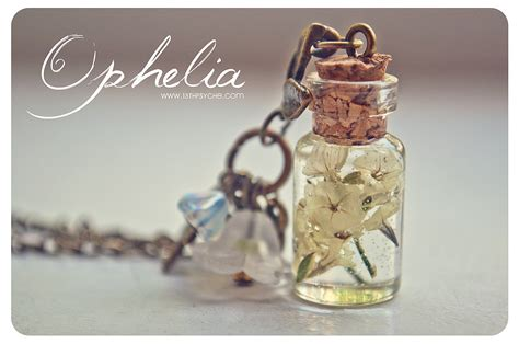 Box A Single Preserved Flower Represent Charm Perfection dried flowers bottle necklace glass vial necklace with