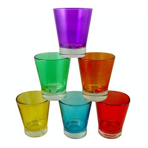 verre de verres couleur