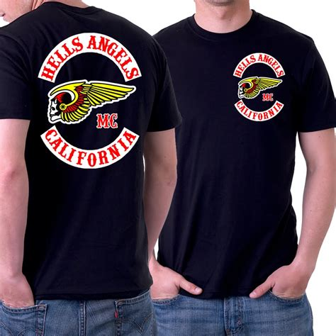 T Shirt Mc F shirt hells mc motorcycle club hells
