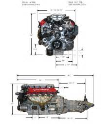 Dodge Motor Sizes Southern Performance Systems Engine Dimensions