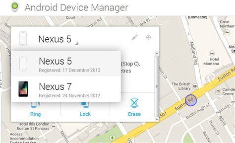 android device manager for pc how to use android device manager pc advisor