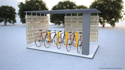 E Bike Garage by E Bike Charging Station Concept On Behance