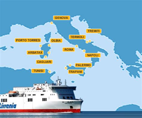 biglietteria tirrenia porto torres traghetti tirrenia da 30 biglietti di traghetto e ferry