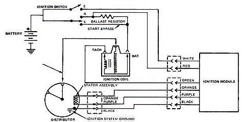 wiring diagram of ignition wiring diagram