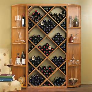 30 ideas for integrating the wine shelves at home hum ideas