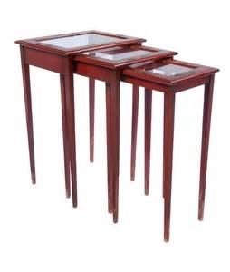 asian style tables