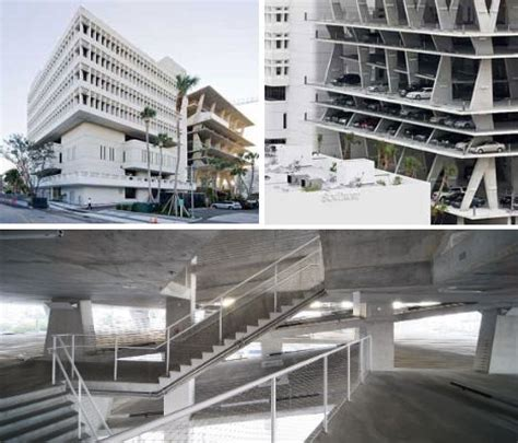 can a parking garage be sexy? miami's 1111 lincoln road