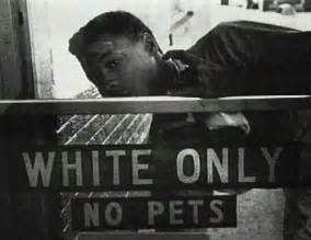 How did racial discrimination effect america in the 20th century
