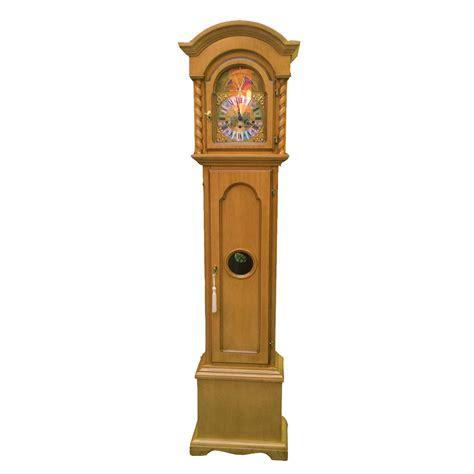 billib corinthian grandmother floor clock