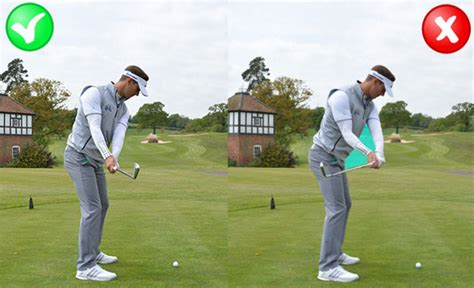 golf swing with irons strike your irons better me and my golf