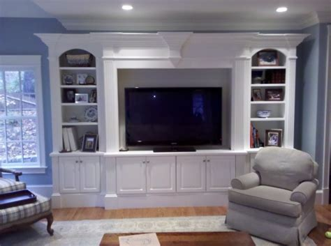 built in entertainment center pictures and ideas bookcases white wood custom built entertainment center