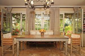 French country fabulous in an ideal mix of country and chic rustic