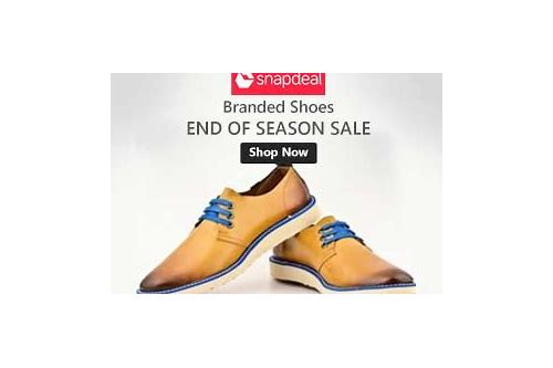 snapdeal footwear coupons