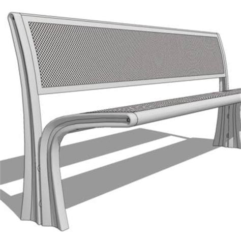 Landscape Forms Nu Bench Benches By Landscape Forms