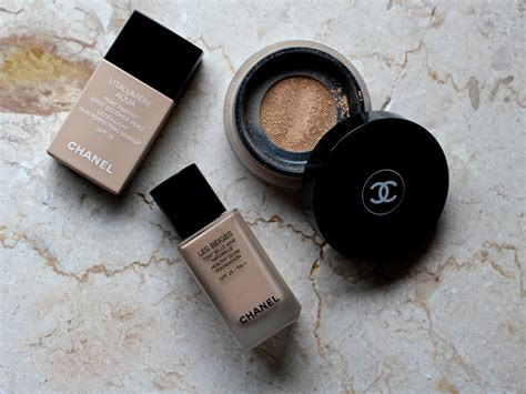 Top Chanel 3 my top 3 chanel foundations decoded madeleine