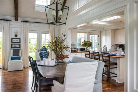 open dining room with mixed seating hgtv