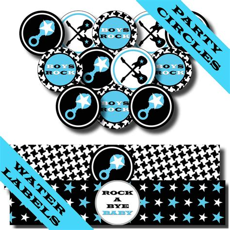 Rock And Roll Baby Shower by Rock And Roll Invitations Rock And Roll Baby Shower Rock A