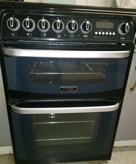 cannon  hotpoint electric cooker  standish