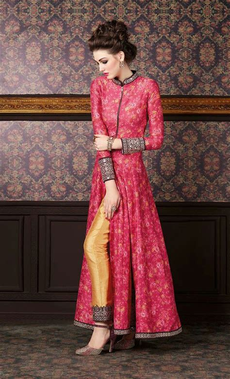 The Femme Suit Couture In The City Fashion by Buy Dresses India Pink Designer Punjabi