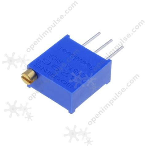 10k resistor mouser multiturn resistor datasheet 28 images 3266x 1 103 bourns 3266x1103 datasheet multiturn