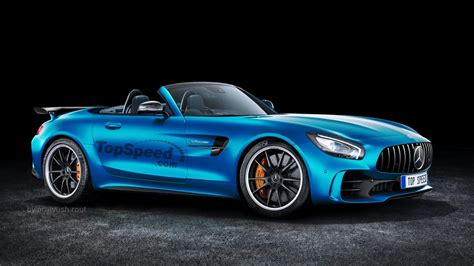 2019 Mercedes Amg Gt by 2019 Mercedes Amg Gt R Roadster Top Speed