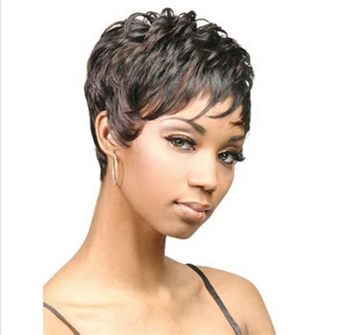 hair style galleries short wigs for black women w11 natural wig african american short hairstyles wigs for