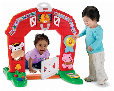 Walmart Fisher Price Laugh And Learn Farm 40 Reg 60 Fisher Price Barn Door