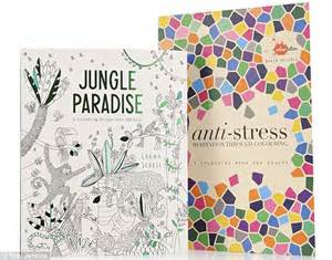 anti stress colouring book dr stan rodski health the wellbeing wish list daily mail