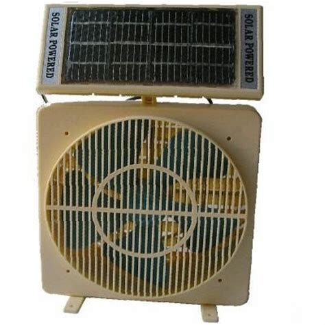 Solar Powered Window Fan A Gathering For Kindred Souls Looking To Live The Grid