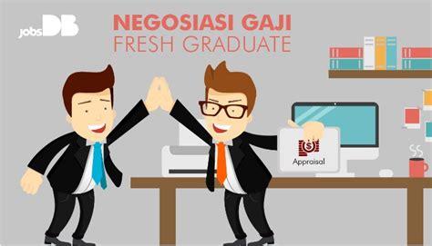 gaji dosen fresh graduate ini seni nego gaji buat fresh graduate dan first jobber