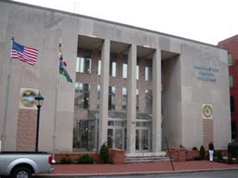 Maryland Circuit Court Records Washington County