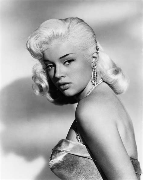 The Unholy Wife, Diana Dors, 1957 Photograph by Everett
