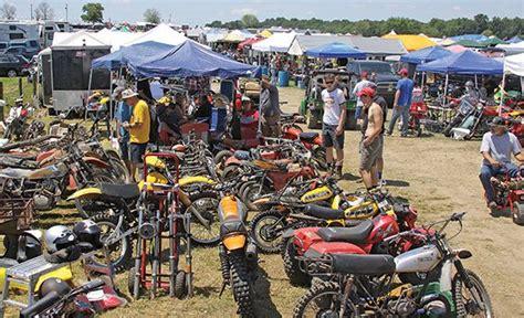 Oldtimer Motorrad Flohmarkt by 2014 Ama Vintage Motorcycle Days Rider Magazine