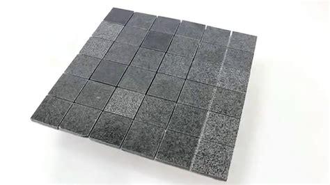 Naturstein Fliesen Polieren by Granit Naturstein Mosaik Fliesen Anthrazit Poliert