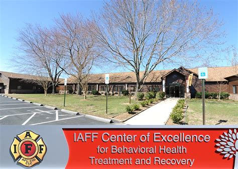 Detox Center For Firemen by Iaff Center Of Excellence Turn Out