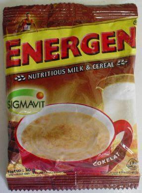 Sereal Energen sugeng adhi energen
