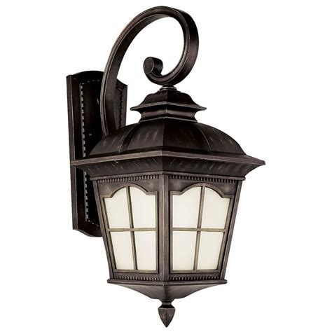 Outdoor Globe Lighting Trans Globe Lighting 174 Chesapeake 25 Quot Outdoor Wall Light 236281 Lighting At Sportsman S Guide