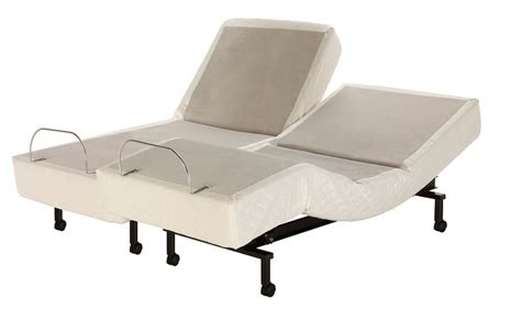 electric therapudic cal king adjustable bedbase includes