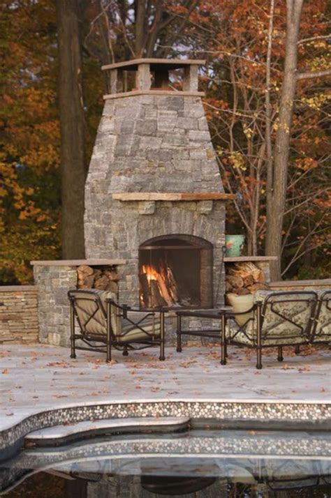 outdoor fireplace designs 10 1 kindesign
