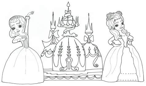 sofia the coloring pages sofia the coloring pages coloringsuite