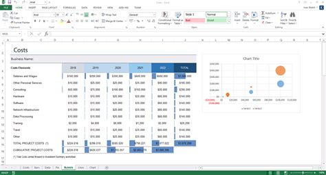 business plan template excel madrat co