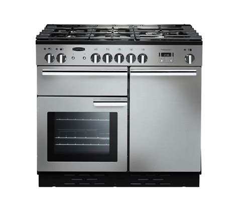 Oven Gas Stainless Steel buy rangemaster professional 100 dual fuel range cooker