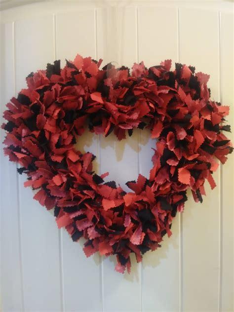 valentines day front door wreath valentine door decor