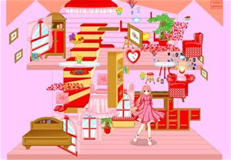 barbie doll house decoration games house decorating games games sitefit
