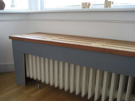 radiator cover bench how to build a radiator cover or bench w pics cast iron