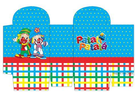 sacolinha surpresa para festa infantil pictures to pin on pinterest sacolinha cajitas para imprimir pinterest sacola