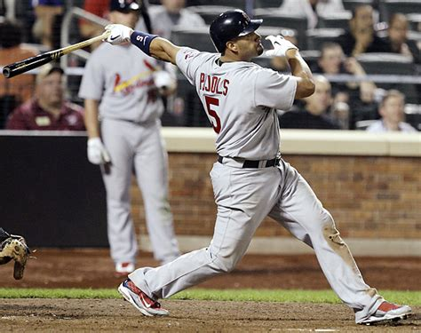 baseball swing finish projecting ten more years of pujols