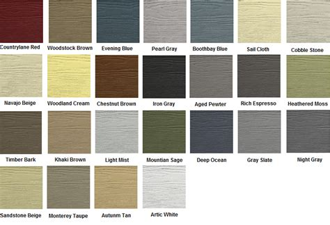 hardiplank siding colors hardie board siding cost pros and cons siding authority